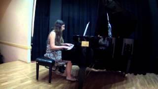 Zeynep Balkanlı Öğrencileri Piyano Konseri 2013