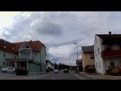 D: Viereth. Gemeinde Viereth-Trunstadt. Landkreis Bamberg. Ortsdurchfahrt. August 2014