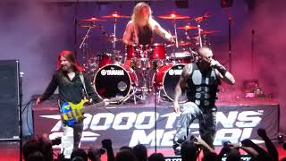 Sabaton   40:1   LIVE@70000 Tons Of Metal 2018