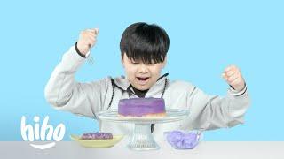 Kids Try Ube Desserts | HiHo Kids