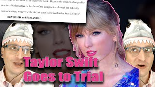 """Taylor Swift Can't Shake Trial over """"Playas Gonna Play"""" Lyrics"""