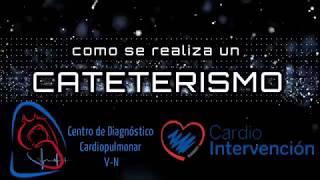 Descripción de Cateterismo Cardíaco