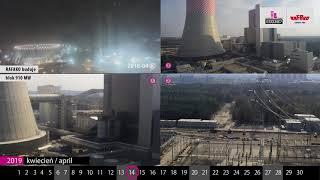 Kalendarz Budowy, kwiecień 2019