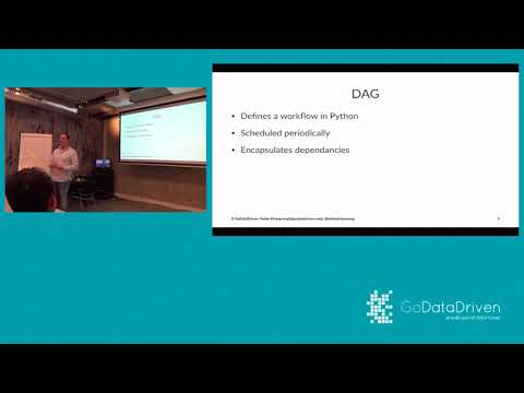 Code Breakfast Airflow 1 - Theory by Fokko Driesprong