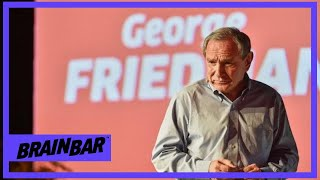 Is There a Global War Coming? | George Friedman at Brain Bar