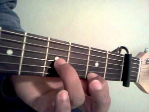 Bm/A Guitar Chord