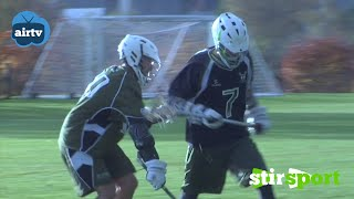 preview picture of video 'Lacrosse: Stirling vs Edinburgh - AirTV StirSport'