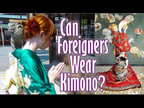 Can Foreigners wear Kimono? ボストン美術館・着物イベントに批判で中止?