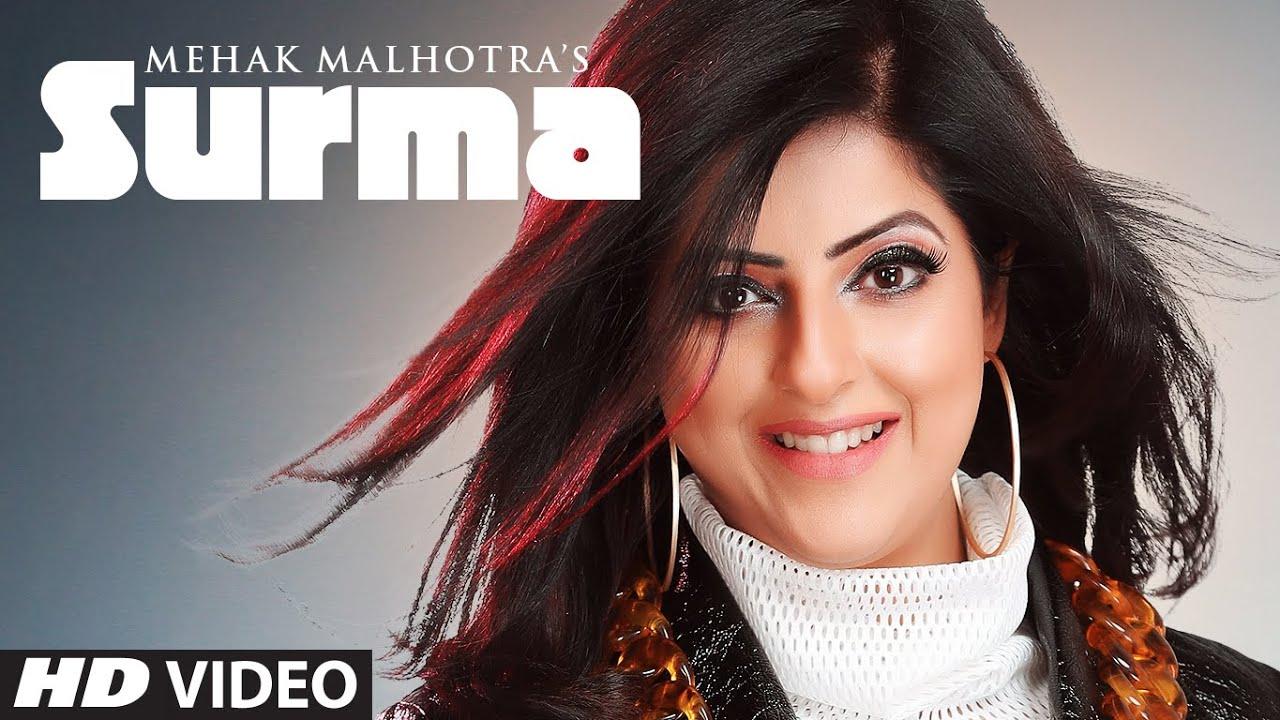 सुरमा Surma Lyrics by Mehak Malhota