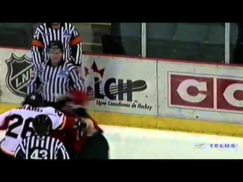 Sean Girard vs. MacKenzie Weegar