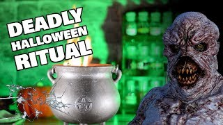 Don't Attempt To Brew This Deadly Potion At Halloween