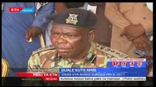Mbiu ya KTN taarifa kamili sehemu ya kwanza: Mchujo wa ODM Nyamira - [17/3/2017