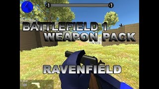 ravenfield ww1 weapons pack download - TH-Clip