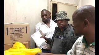 Sonko finds 12 hidden bodies at Pumwani - VIDEO