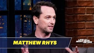 Matthew Rhys Didn't Know Who Mister Rogers Was Before A Beautiful Day in the Neighborhood