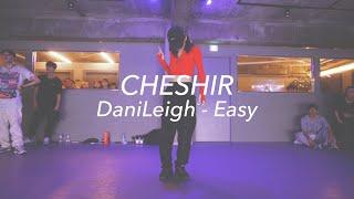 ㅣDaniLeigh   Easy (Remix) Ft. Chris BrownㅣCheshir ㅣChoreographyㅣClassㅣPlayTheUrban