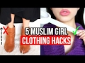 5 Clothing Hacks Every Muslim Girl Should Know!