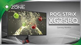 รีวิว ROG Strix XG258Q : 240Hz 1ms AMD FreeSync สำหรับ eSport