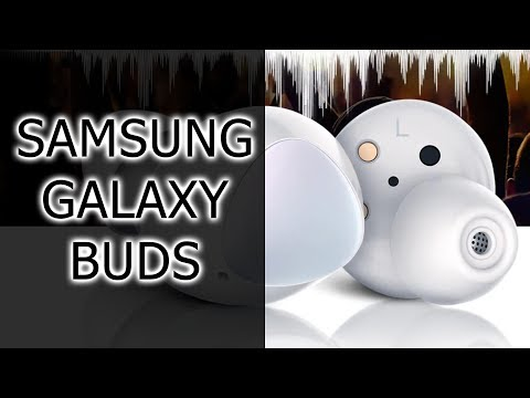Обзор Samsung Galaxy Buds