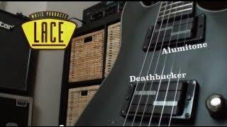 Lace Pickups Deathbucker - Metal