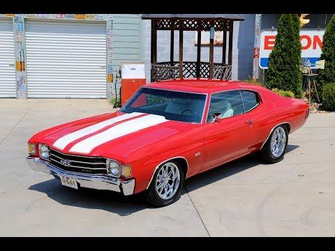 1972 Chevrolet Malibu - 1972 (1)