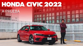 Honda Civic 2022, a prueba: renace con el afán de ser el mejor... cueste lo que cueste
