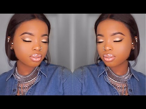 WATCH ME TRANSFORM SUMMER DAY TIME MAKEUP TO NIGHT TIME
