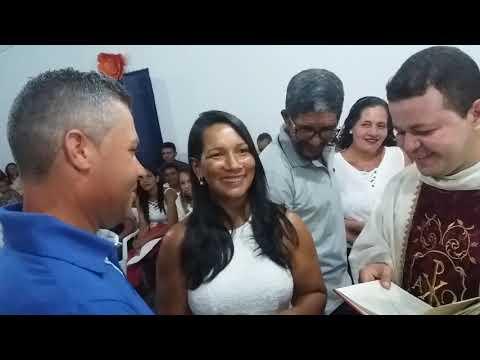 Santa missa em Boa vista do bananal município de cristália mg!(11)