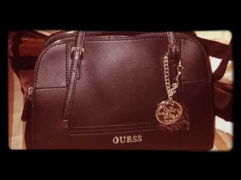 GUESS Huntley Cali Satchel ( My New Bag )