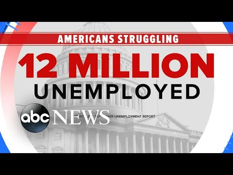 American economy by the numbers as Americans await relief deal l GMA
