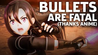 Sword Art Online: Fatal Bullet - The Joy Of Anime MMORPG Shooting | PS4 Gameplay