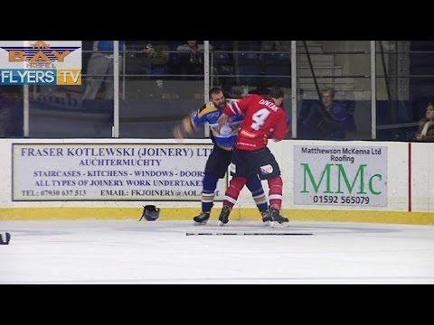 Matt Nickerson vs. Tysen Dowzak
