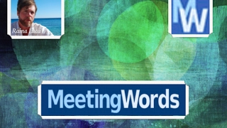 App per prof #35 MEETINGWORDS (Testi collaborativi)