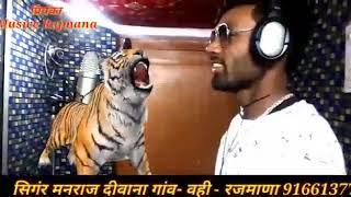 Song (85) manraj deewana अशोक चांदना जीतने पर मनराज दीवाना गाया सुपरहिट सोंग || सिंगर मनराज दिवाना
