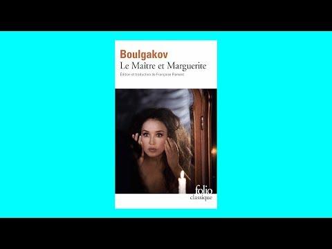 Blanche Cerquiglini présente Le maître et Marguerite de Boulgakov