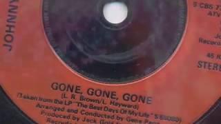 Gone Gone Gone ~ Johnny Mathis