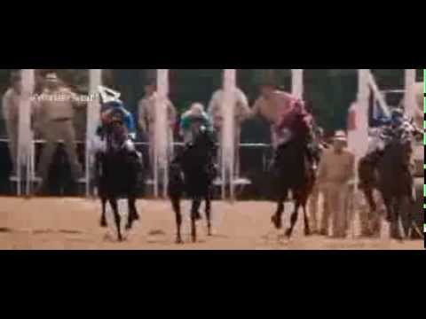Secretariat final race scene (english)
