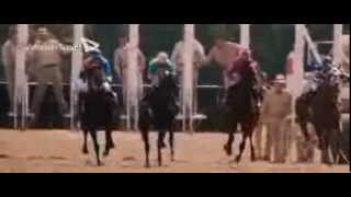 Secretariat Final Race Scene English