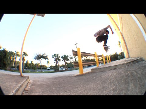 John Dilorenzo - Florida Daze 3 Transworld Edit
