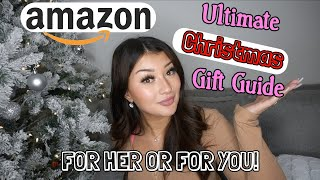 Ultimate AMAZON Gift Guide For HER! | My Christmas List + Ideas To Give | AMAZON PRIME