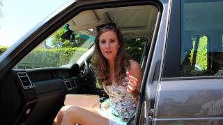 The English Princess - How To: Get Out of the Car Gracefully