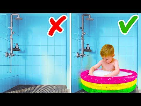 הסרטון הזה ילמד אתכם איך לפתור מגוון בעיות שמטרידות הורים