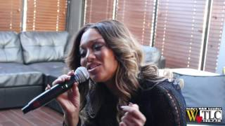 Chanté Moore Sings A Powerful A Cappella Version Of 'It's Alright'