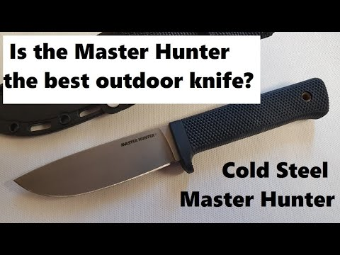 Cold Steel Master Hunter Full Review and Discussion