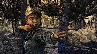 The Walking Dead: The Final Season - ComicCon Gameplay Trailer [1080 60FPS HD]
