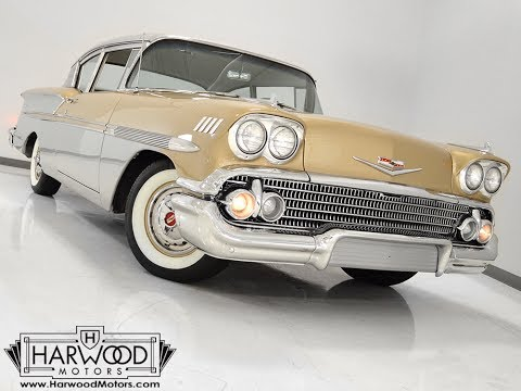 1958 Chevrolet Bel Air for Sale - CC-1000423