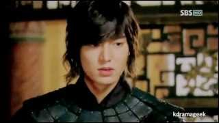 Faith OST MV- Because My Steps are Slow (Lee Minho drama)