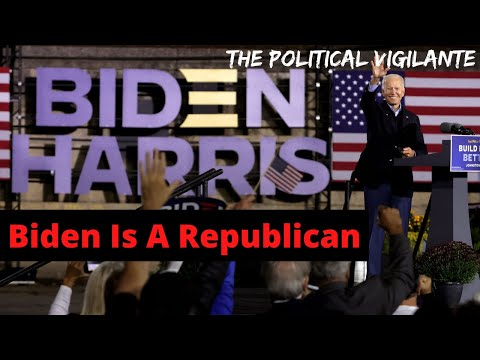 Ryan Knight Explains Biden Can't Be Pulled Left