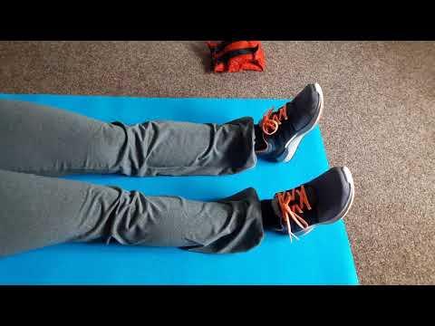 Durere în mușchii și articulațiile picioarelor