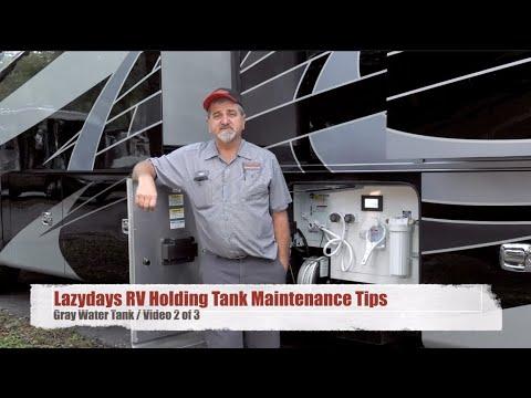Lazydays RV Service: RV Holding Tank Series – Gray Water Tank